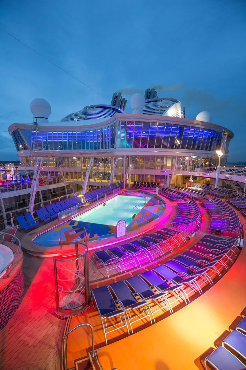Harmony of the Seas: a bordo do maior navio de passageiros do mundo 05