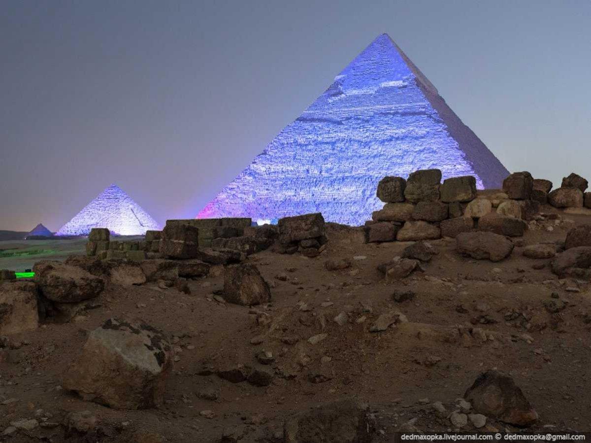 Fotografias, tomadas ilegalmente de monumentos famosos, que curam o soluço 02