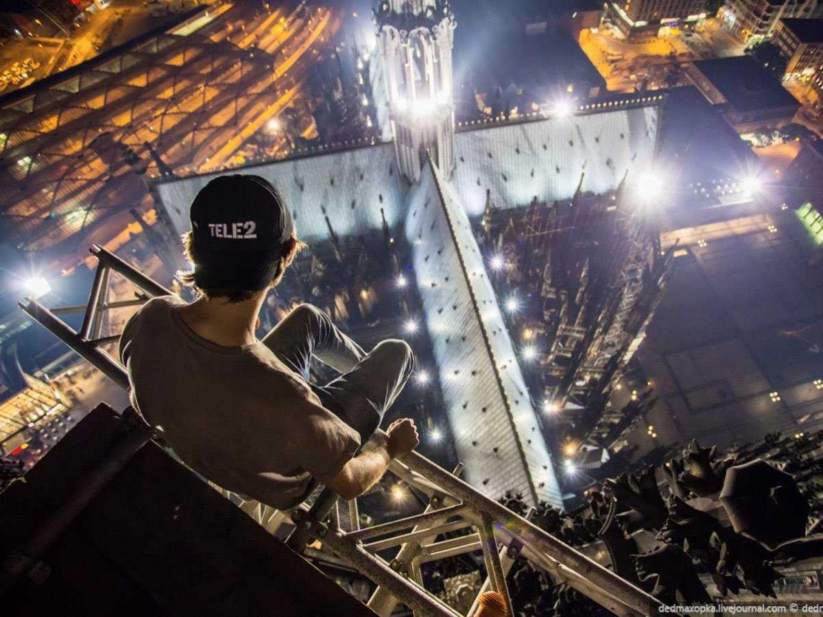 Fotografias, tomadas ilegalmente de monumentos famosos, que curam o soluço 03