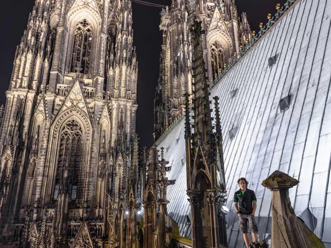 Fotografias, tomadas ilegalmente de monumentos famosos, que curam o soluço 04