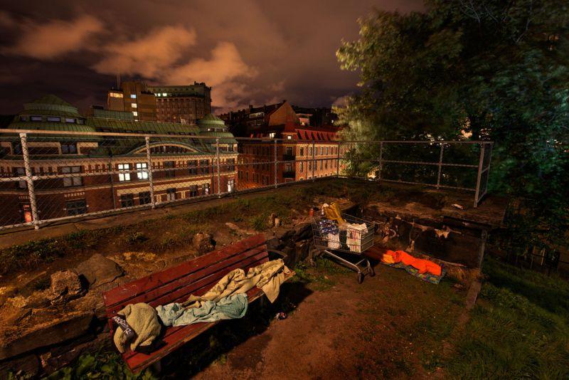 A experiência de dormir como um mendigo em um hotel sueco 08