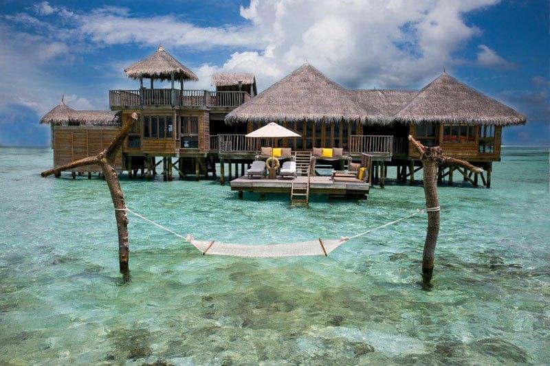 Este resort nas Maldivas foi nomeado o melhor hotel de 2015 no TripAdvisor 01