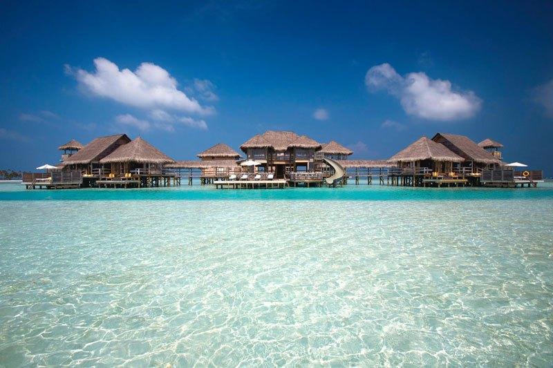 Este resort nas Maldivas foi nomeado o melhor hotel de 2015 no TripAdvisor 02