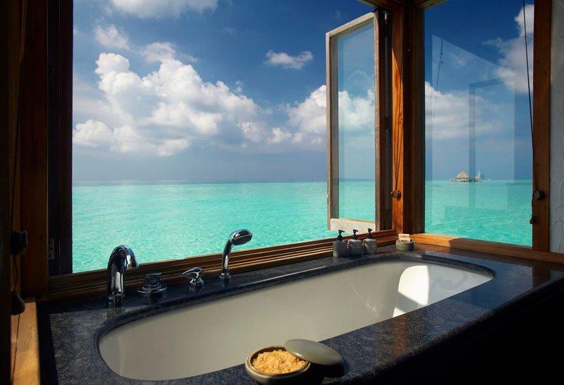 Este resort nas Maldivas foi nomeado o melhor hotel de 2015 no TripAdvisor 04