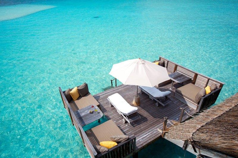 Este resort nas Maldivas foi nomeado o melhor hotel de 2015 no TripAdvisor 05
