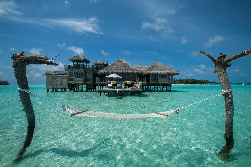 Este resort nas Maldivas foi nomeado o melhor hotel de 2015 no TripAdvisor 06