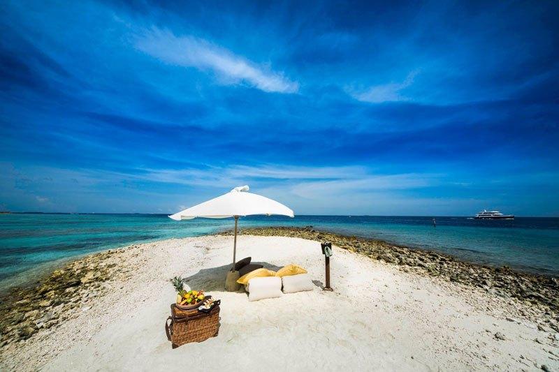 Este resort nas Maldivas foi nomeado o melhor hotel de 2015 no TripAdvisor 10