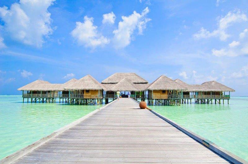 Este resort nas Maldivas foi nomeado o melhor hotel de 2015 no TripAdvisor 11