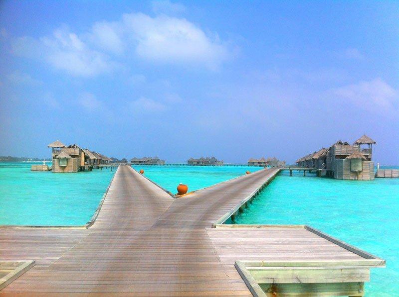 Este resort nas Maldivas foi nomeado o melhor hotel de 2015 no TripAdvisor 13