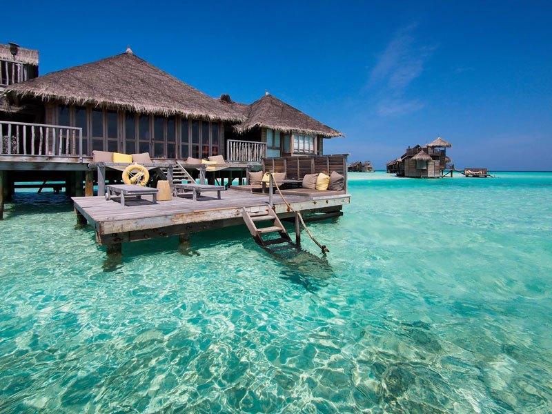 Este resort nas Maldivas foi nomeado o melhor hotel de 2015 no TripAdvisor 14