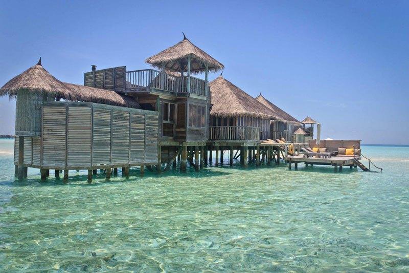 Este resort nas Maldivas foi nomeado o melhor hotel de 2015 no TripAdvisor 15