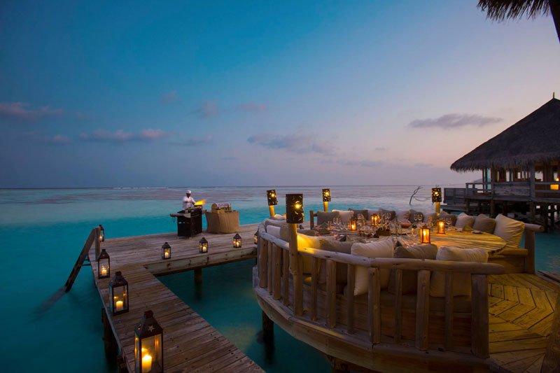 Este resort nas Maldivas foi nomeado o melhor hotel de 2015 no TripAdvisor 18