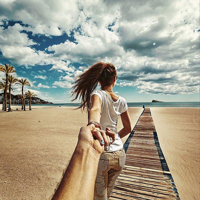 Pegue minha mão, siga-me! 2 16