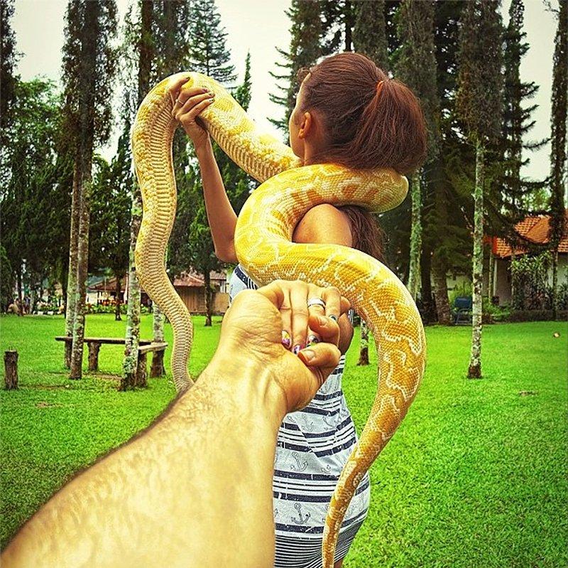 Pegue minha mão, siga-me! 2 18