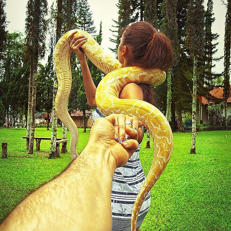 Pegue minha mão, siga-me! 02