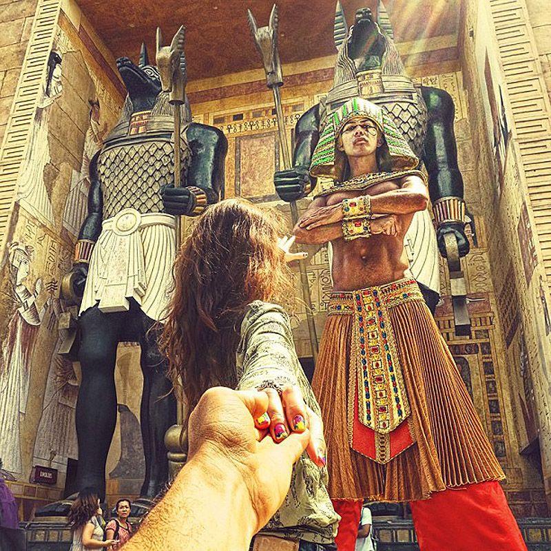 Pegue minha mão, siga-me! 03
