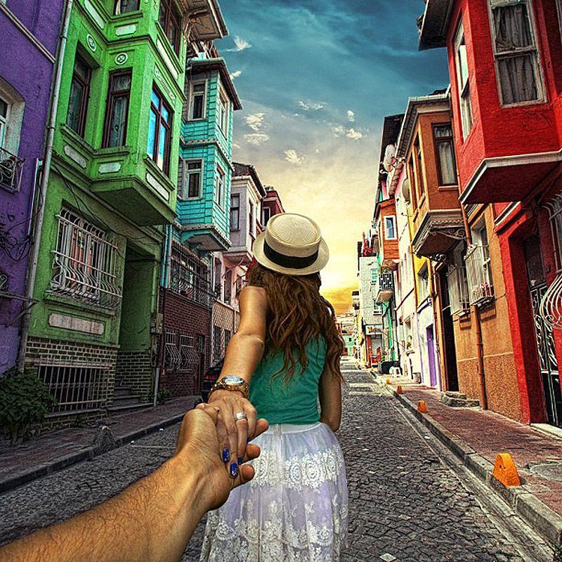 Pegue minha mão, siga-me! 06
