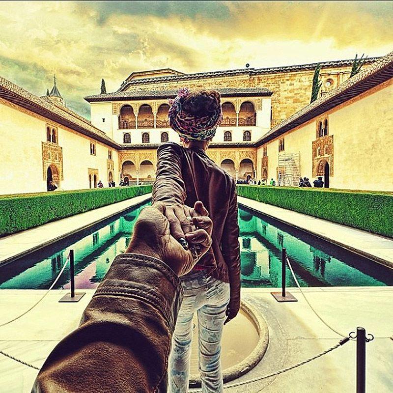 Pegue minha mão, siga-me! 07