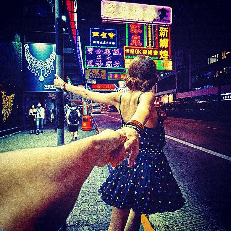 Pegue minha mão, siga-me! 17