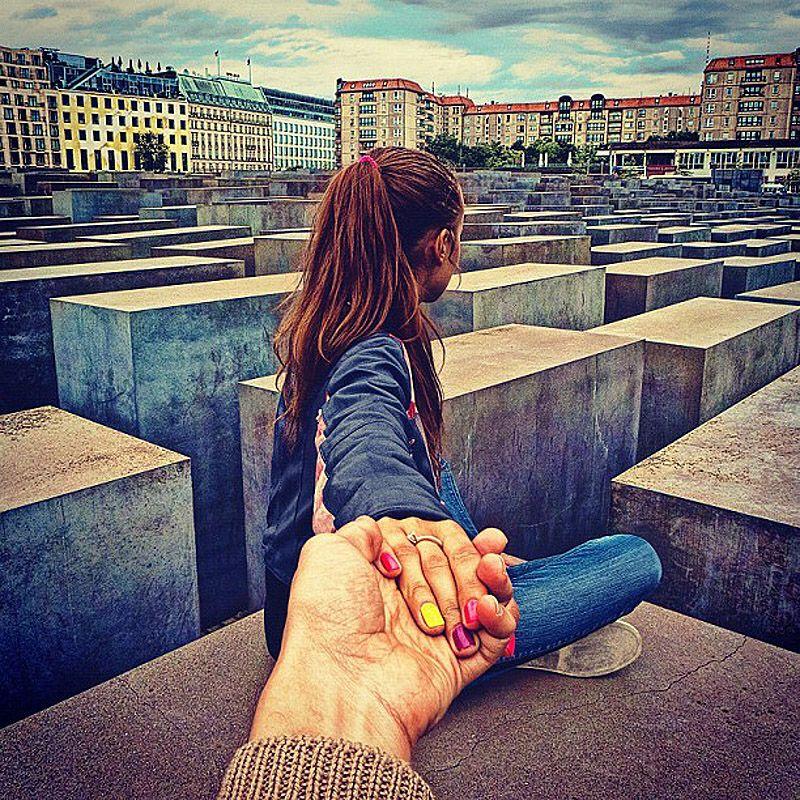 Pegue minha mão, siga-me! 23