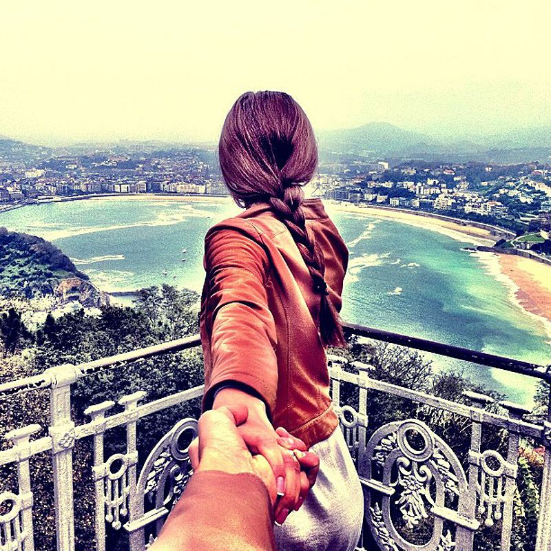 Pegue minha mão, siga-me! 25