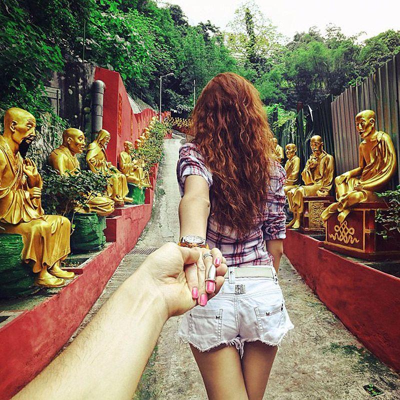 Pegue minha mão, siga-me! 33