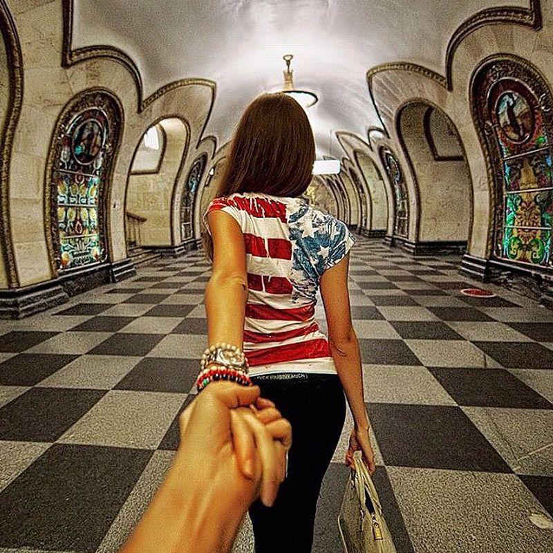 Pegue minha mão, siga-me! 42