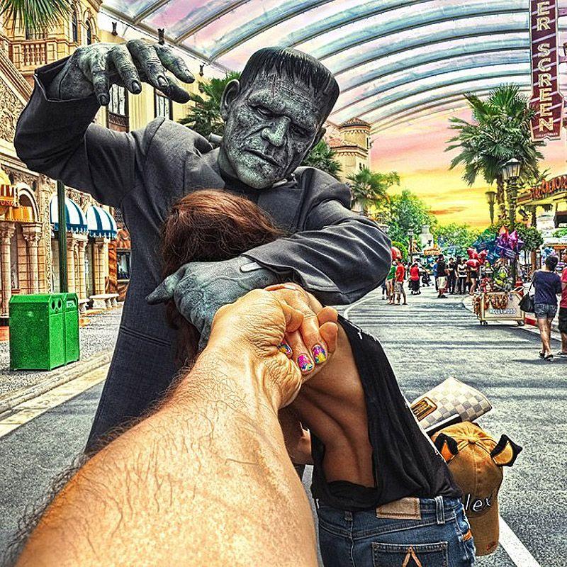 Pegue minha mão, siga-me! 45