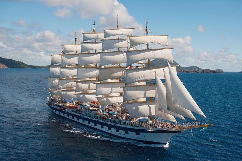 Conheça o maior veleiro do mundo 01