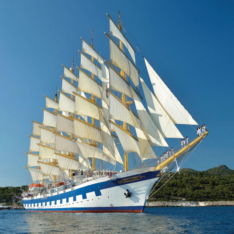 Conheça o maior veleiro do mundo 02