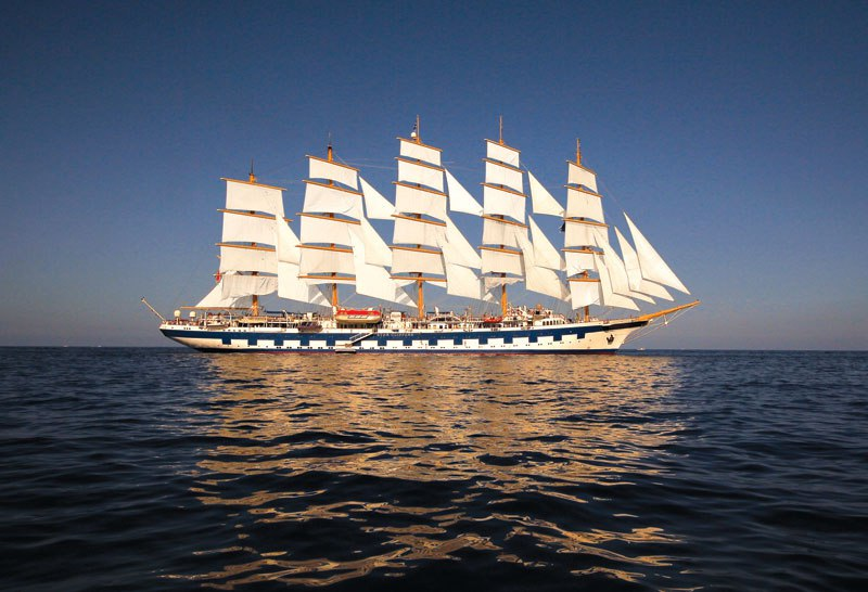 Conheça o maior veleiro do mundo 03