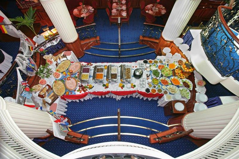 Conheça o maior veleiro do mundo 17