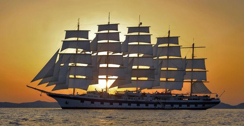 Conheça o maior veleiro do mundo 20