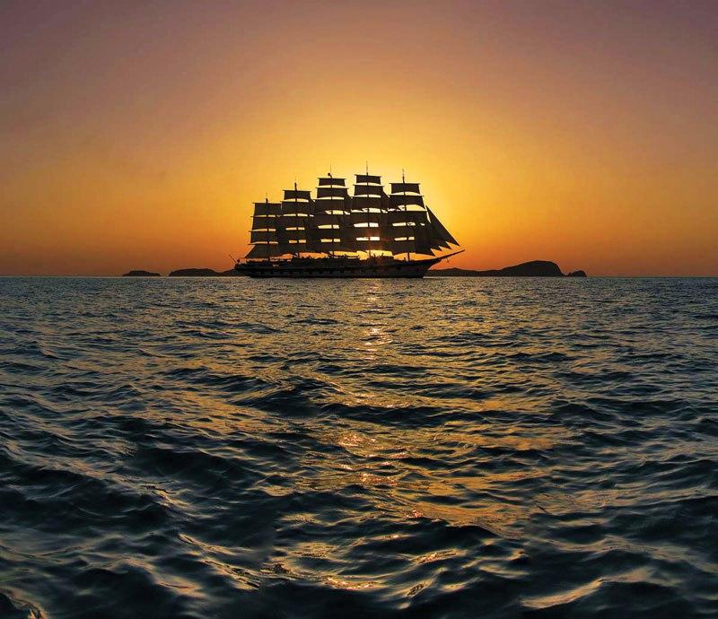 Conheça o maior veleiro do mundo 21