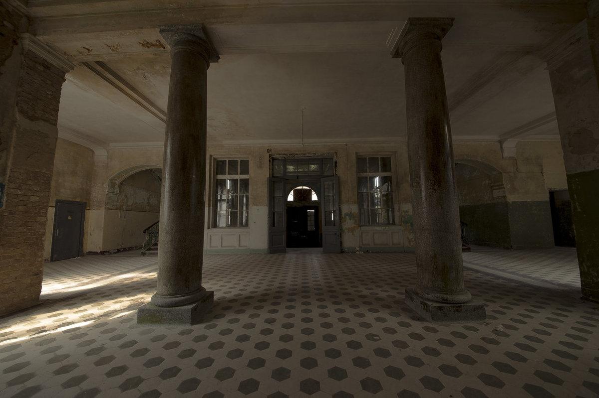 O hospital abandonado onde trataram Hitler é um dos lugares mais arrepiantes que existem 02
