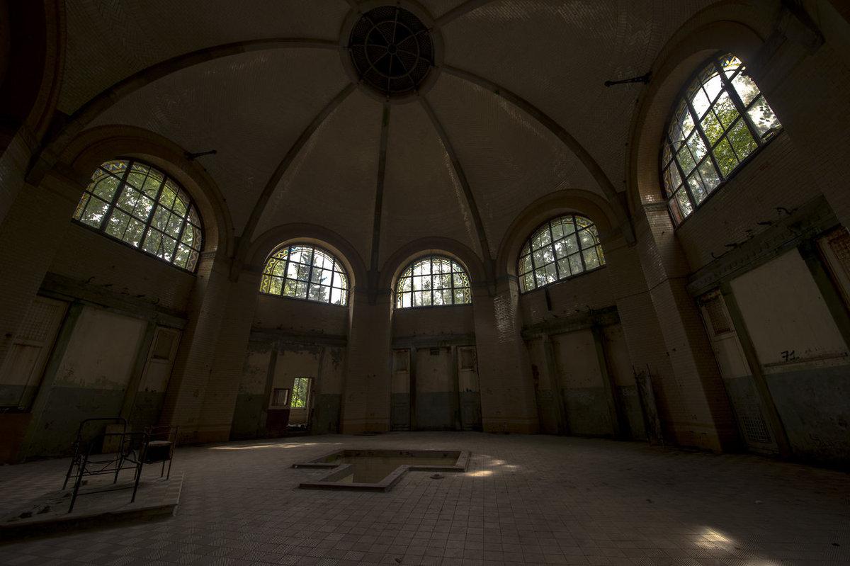 O hospital abandonado onde trataram Hitler é um dos lugares mais arrepiantes que existem 05