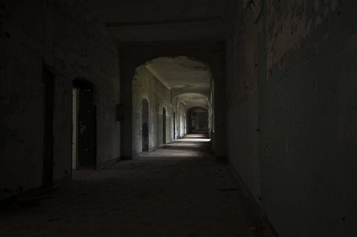 O hospital abandonado onde trataram Hitler é um dos lugares mais arrepiantes que existem 06