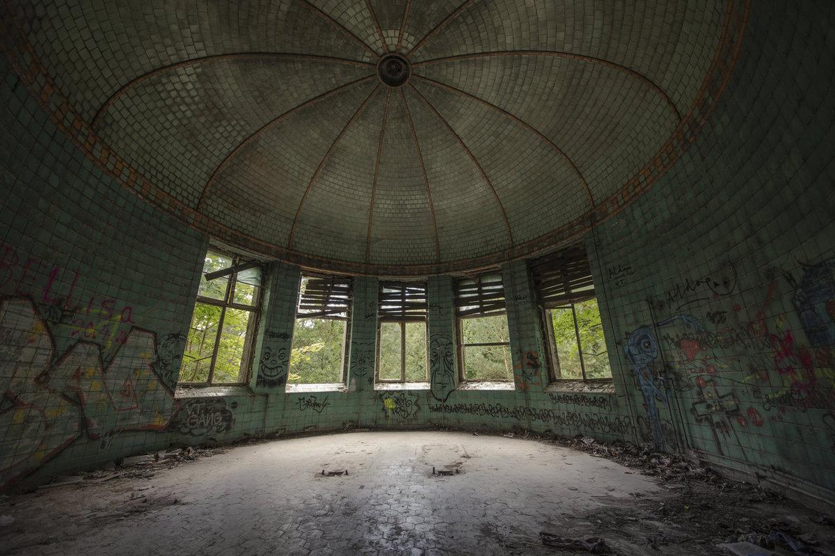 O hospital abandonado onde trataram Hitler é um dos lugares mais arrepiantes que existem 08
