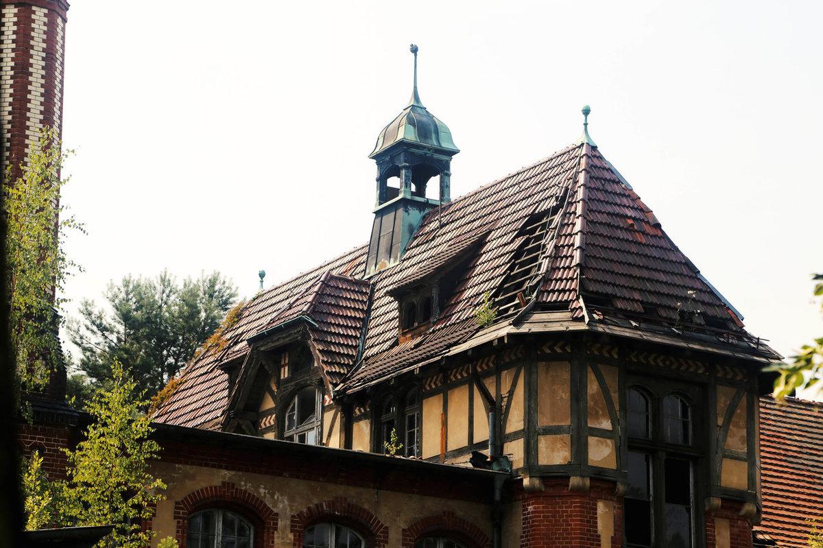 O hospital abandonado onde trataram Hitler é um dos lugares mais arrepiantes que existem 09
