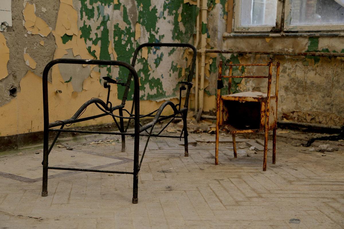 O hospital abandonado onde trataram Hitler é um dos lugares mais arrepiantes que existem 15