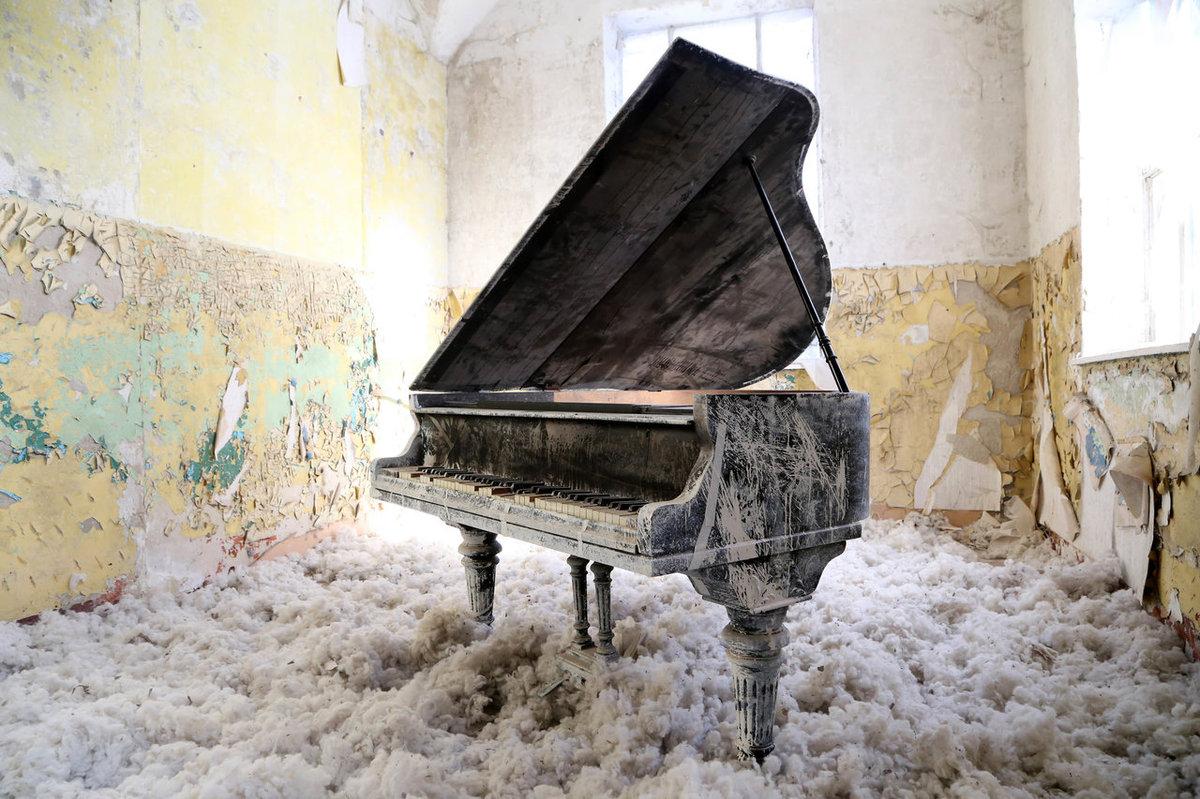 O hospital abandonado onde trataram Hitler é um dos lugares mais arrepiantes que existem 17