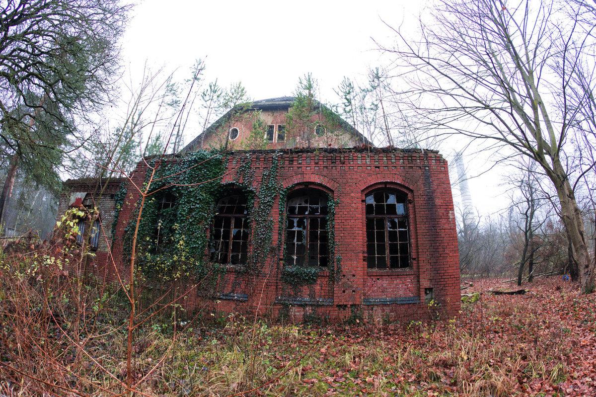O hospital abandonado onde trataram Hitler é um dos lugares mais arrepiantes que existem 18