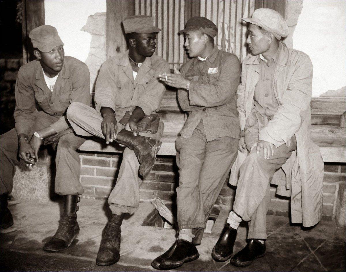 Os 21 prisioneiros de guerra que se recusaram a voltar para a América no final da Guerra da Coréia