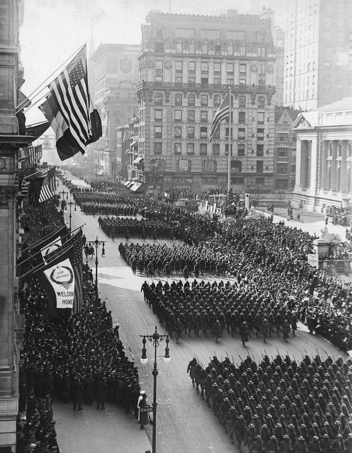 O regimento todo formado por negros na primeira guerra conhecido pela bravura apesar do preconceito 12