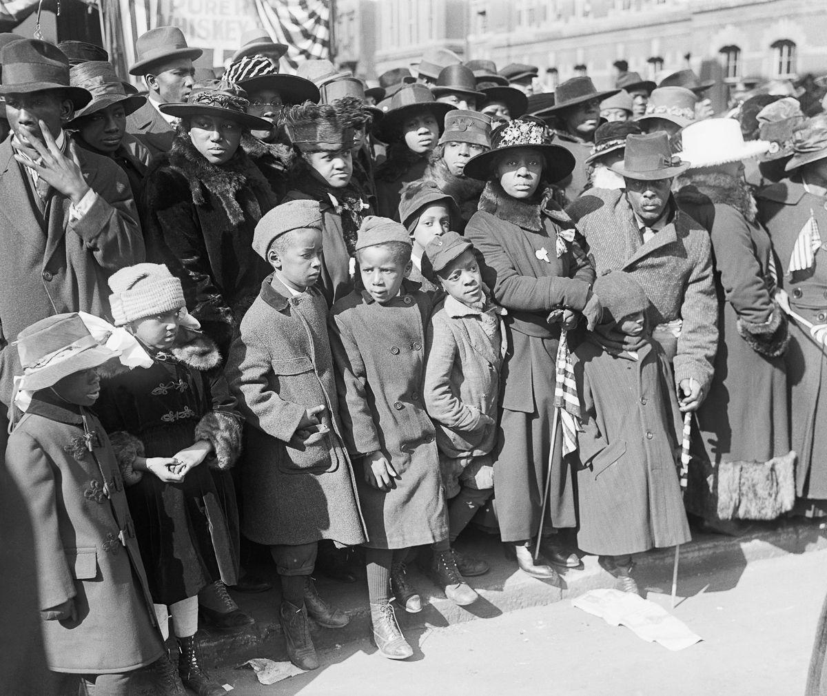 O regimento todo formado por negros na primeira guerra conhecido pela bravura apesar do preconceito 18
