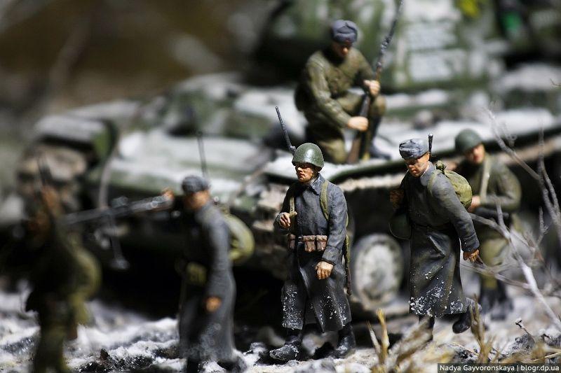 Mini Heróis da Grande Guerra 03