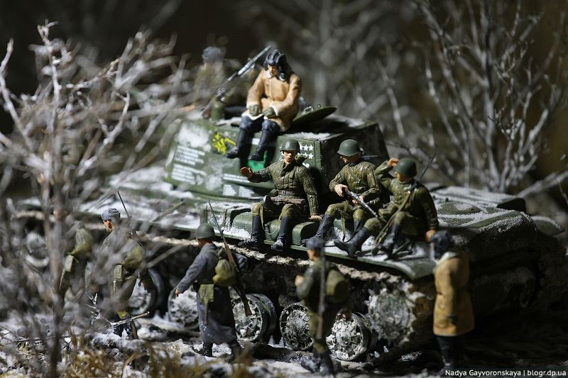 Mini Heróis da Grande Guerra 05