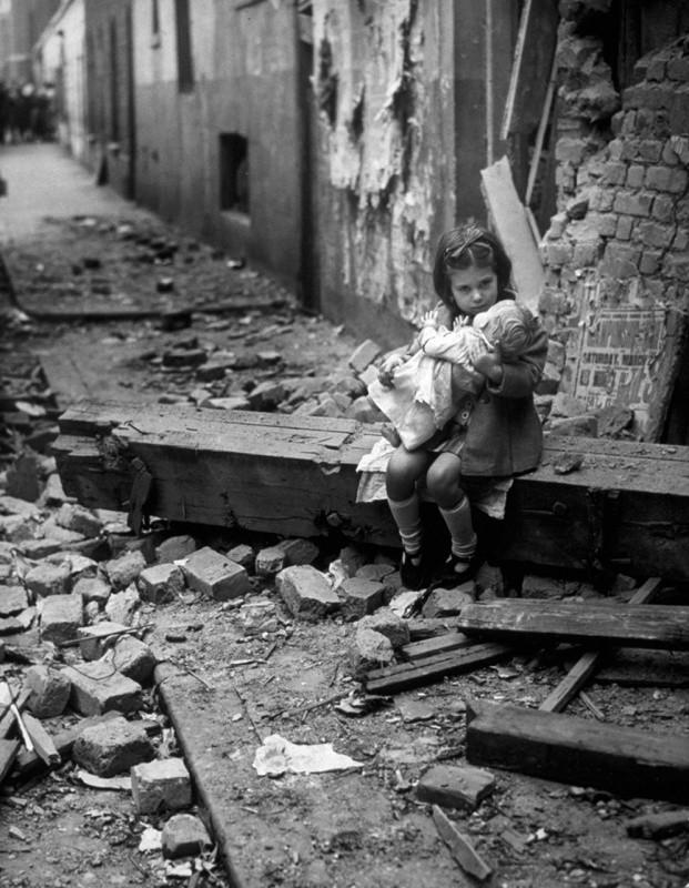 O poder do sol invisível - Os filhos da Guerra 09