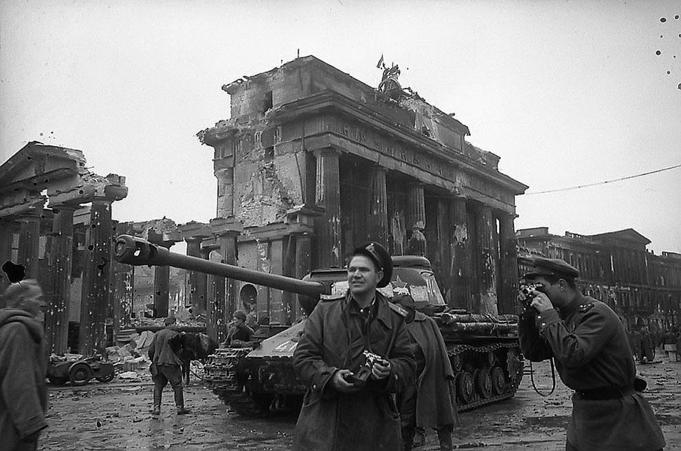 Segunda Guerra Mundial em imagens: Depois da Guerra 07