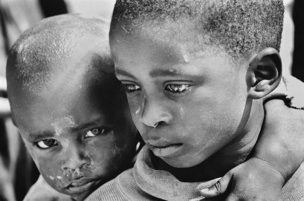 O poder do sol invisível - Os filhos da Guerra 08